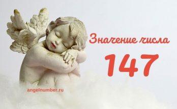 значение числа 147