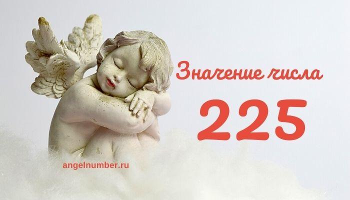 значение числа 225