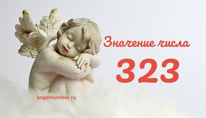 значение числа 323
