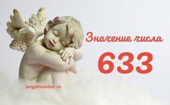 значение числа 633