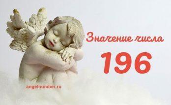 значение числа 196