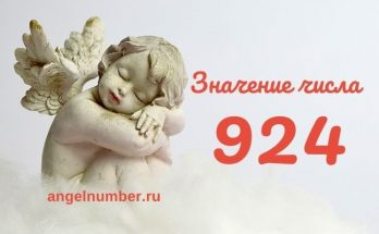 значение числа 924