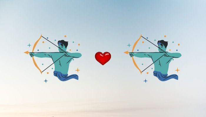 Мужчина-Стрелец и женщина-Стрелец - Совместимость