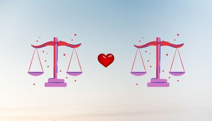 Мужчина-Весы и женщина-Весы - Совместимость